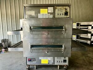 Middleby Marshall Ps360wb Double stack 40 Conveyor Oven Free Shipping