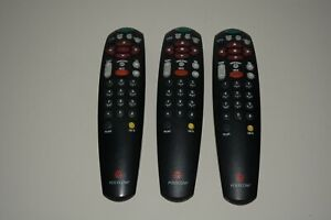 Lot 3x Polycom Viewstation Remote Controllers