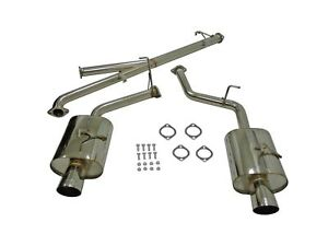 Obx Catback Exhaust For 1991 To 1999 Mitsubishi 3000gt Vr4 Us Gto Japan
