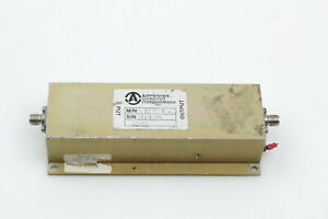 Advanced Control Rf microwave Wide Band High Power Amplifier An960m18 43
