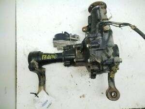 2000 2006 Toyota Tundra Front Differential Carrier Assembly 3 91 Ratio Oem