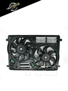 New Oem Ford Radiator Fan Assembly For Lincoln Mkc Ford Escape 2015 2016 2017 18