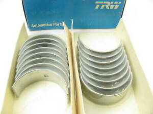 Trw Cb8036s Connecting Rod Bearings Chevy 454 Big Block Street Performance