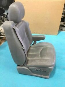 03 04 05 06 07 Silverado Sierra Used Rh Right Front Power Leather Seat