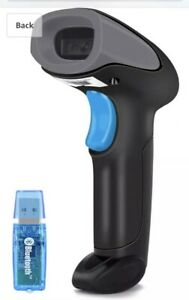 Nyear Handheld Wireless And Wired Two In One Bluetooth 4 0 Usb Barcode Scanner