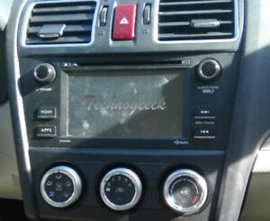 2012 2013 2014 Toyota Camry Radio Touch Screen Display 7 Inch 86804 06140 Gps
