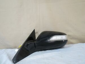 07 08 Acura Tl Power Heat Auto Dim Side View Mirror Left Driver Turn Oem