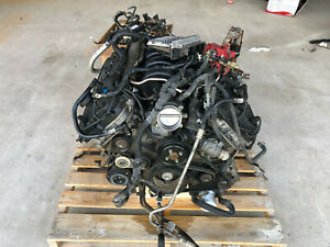 2012 F150 5 0 4x4 Complete Engine 6 Speed Auto Pull Out 77k Miles Coyote