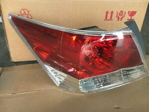 Tail Lower Brake Lamp Rear Light Left Driver Side Fit Honda Accord 2008 2012
