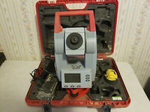 Leica Tcr110 Tcr 110 Reflectorless Total Station Surveying Instrument