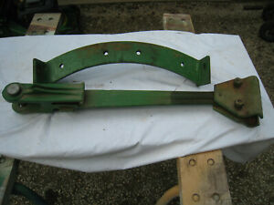 John Deere Mc Crawler Drawbar