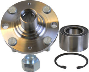 Axle Bearing And Hub Assembly Repair Kit Front Ac Delco Oe Fw325