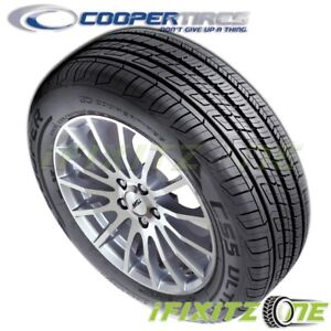 1 Cooper Cs5 Ultra Touring 235 45r17 94h All Season Real Life Performance Tires