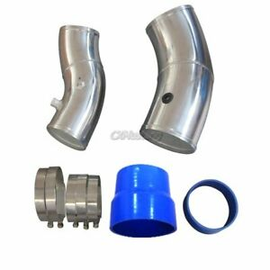 Cold Air Intake Pipe Kit For 99 03 Ford 7 3l Powerstroke Diesel Large 4 Gtp38