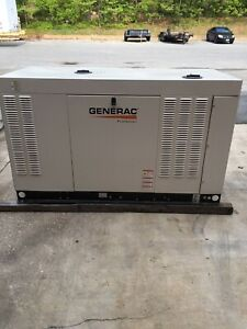Generac protector Series 60kw Gaseous Generator Back up Power Generator