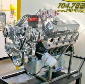 427 Ford Stroker Crate Engine 351w Complete 600hp Mustang Galaxie Fairlane