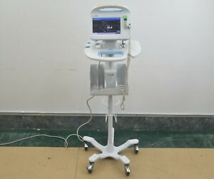 Welch Allyn Vital Signs Monitor Vsm 6000 Series W Mobile Stand Ref 4800 60