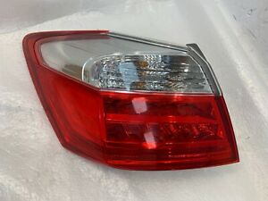 2013 2014 2015 Honda Accord Sedan Oem Tail Light Halogen Led Driver Left Lh Lamp