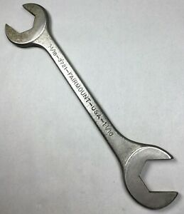 Vintage Fairmount Tools No 3721 4 Way Angle Wrench 1 1 16 Made In Usa Tool