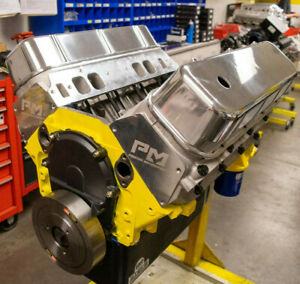 489 Big Block Chevy Stroker Crate Engine 454 496 502 600hp Camaro Chevelle Vette