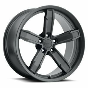 Factory Reproductions Z10 Iroc Z Rim 20x11 5x120 65 Et43 Satin Black Qty Of 4