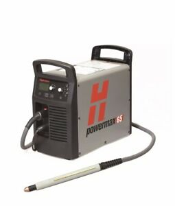 Hypertherm Powermax 65 Plasma Cutter 083277 25 Machine Torch System W Remote