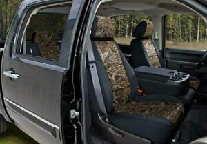 Coverking Realtree Camo Custom Fit Seat Covers For Ford F250