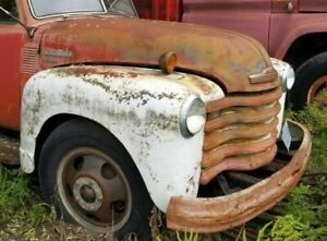 1947 1953 Chevy Chevrolet Truck Front Clip Shipping Included See Description