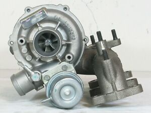 New Oem Garrett Gt1544sm Turbo Audi A2 Vw Fox Lupo Polo 1 4l Tdi 733783 5008