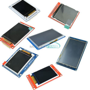 1 44 1 8 2 2 5 7 Inch Spi Tft Lcd Shield Module St7735s Ssd1963 For Arduino 51