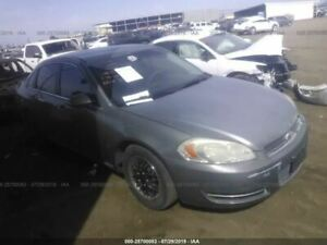 Driver Front Seat Bucket Opt Ar9 Cloth Electric Fits 07 08 Impala 1165232