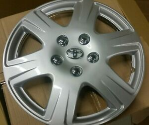 One New 15 Wheelcover Hubcap New Fits For Toyota 2005 2006 2007 2008 Corolla