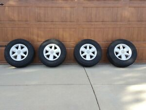 Set Of 4 Nissan Pathfinder 1999 2002 16 Factory Oem Wheels Rims With Free Tires