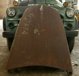 1948 1950 Ford Pickup Hood Shipping Included