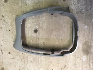Nos 1967 Ford Galaxie 500 Left Rear Quarter Extension C7ab 5428519 a Oem