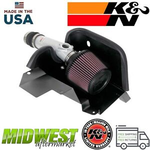 K n Performance Cold air Intake System Fits 2018 2019 Honda Accord 1 5l