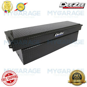Dee Zee Blue Label Standard Single Lid Crossover Tool Box For Chevy Dz9170b