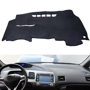 Non slip Dash Mat Dashboard Cover Fit For Honda Civic Acura 8th Csx 06 2011