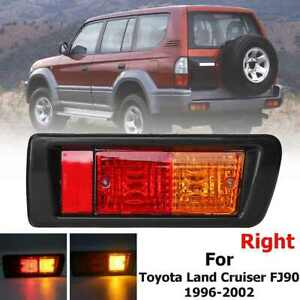 Tail Bumper Light Lamp Warning Light Brake Tail Lights For Toyota Land Cruiser