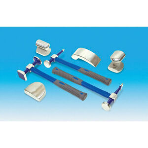 7 Piece Body Hammer And Dolly Tools Set 80 278351 1