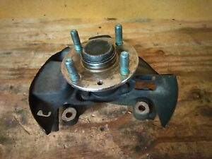Mazda Mx 5 Miata Front Left Hub Knuckle Bearing Spindle Assembly 1990 1993