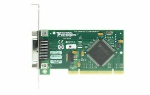 New National Instruments Ni Pci gpib Controller Card 188513f 01 Rohs