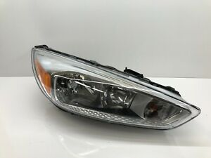 Ford Focus Oem Right Headlight 2015 2016 2017 2018