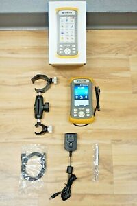Topcon Fc 500 Data Collector With Pocket 3d Gps Total Station Gis