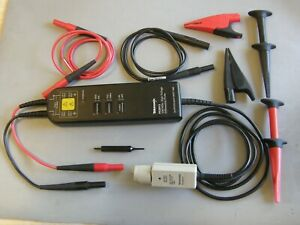 Tektronix P5205a 100 Mhz High Voltage Differential Probe tested