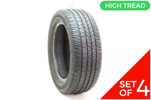 Set Of 4 Used 205 55r16 Goodyear Eagle Rs a 91h 8 9 32
