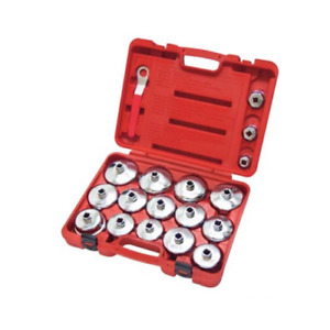18pcs Oil Filter Wrench Set By Jtc 4572