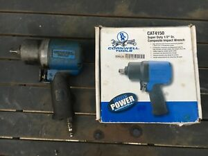 Cornwell Tools Cat4150 Bluepower 1 2 Super Duty Impact Wrench