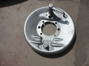 Model A Ford Brake Backing Plate