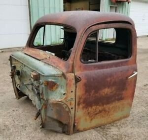 1948 1949 1950 Ford Pickup Truck Cab Shipping Included